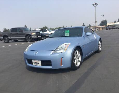 2004 Nissan 350Z for sale at My Three Sons Auto Sales in Sacramento CA