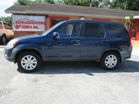 2005 Honda CR-V for sale at Auto Liquidators of Tampa in Tampa FL