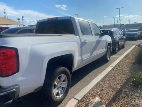 2015 Chevrolet Silverado 1500 for sale at Camelback Volkswagen Subaru in Phoenix AZ