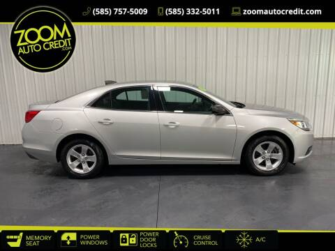 2016 Chevrolet Malibu Limited for sale at ZoomAutoCredit.com in Elba NY