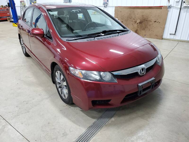 2009 Honda Civic for sale at Motor House in Alden NY