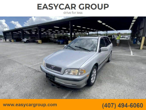 2000 Volvo V40 for sale at EASYCAR GROUP in Orlando FL