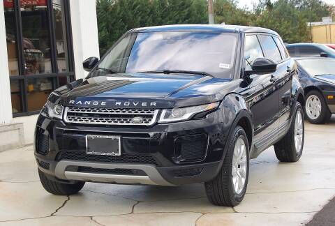 2018 Land Rover Range Rover Evoque for sale at Avi Auto Sales Inc in Magnolia NJ