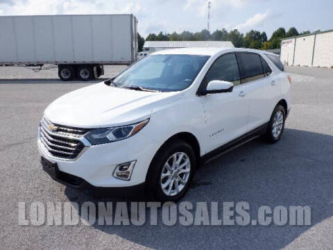 2019 Chevrolet Equinox for sale at London Auto Sales LLC in London KY