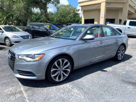 2013 Audi A6 for sale at Orlando Auto Connect in Orlando FL