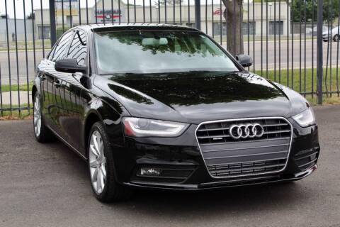 2013 Audi A4 for sale at Avanesyan Motors in Orem UT