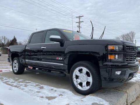 2015 Chevrolet Silverado 1500 for sale at Foust Fleet Leasing in Topeka KS