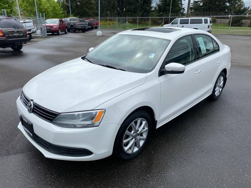 2012 Volkswagen Jetta for sale at Vista Auto Sales in Lakewood WA
