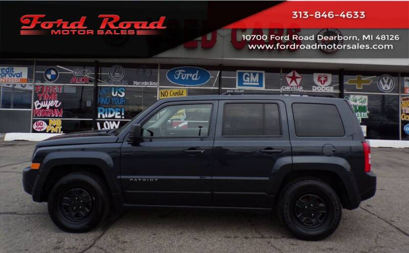 2014 Jeep Patriot for sale at Ford Road Motor Sales in Dearborn MI