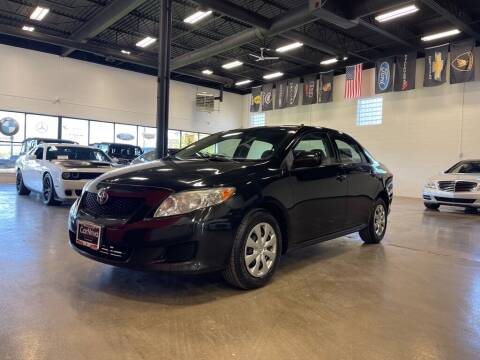 2010 Toyota Corolla for sale at CarNova in Sterling Heights MI