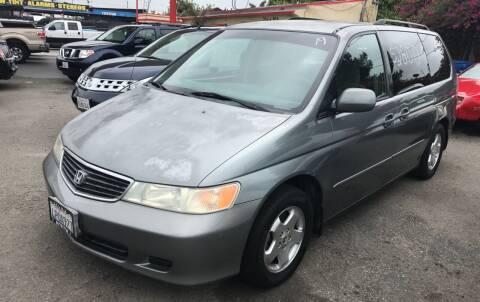 2001 Honda Odyssey for sale at Auto Emporium in Wilmington CA