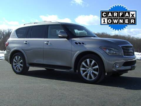 2011 Infiniti QX56 for sale at Atlantic Car Company in East Windsor CT