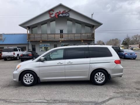 2009 Honda Odyssey for sale at Epic Auto in Idaho Falls ID