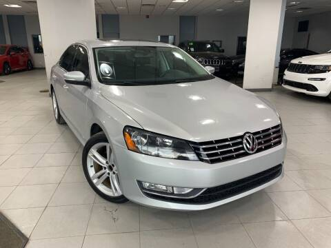 2012 Volkswagen Passat for sale at Auto Mall of Springfield in Springfield IL