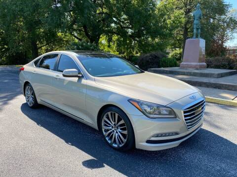 2015 Hyundai Genesis for sale at BOOST AUTO SALES in Saint Charles MO