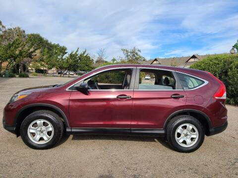 2012 Honda CR-V for sale at Coast Auto Sales in Buellton CA