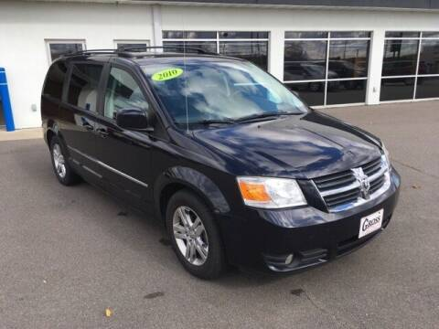 2010 Dodge Grand Caravan for sale at Gross Motors of Marshfield in Marshfield WI