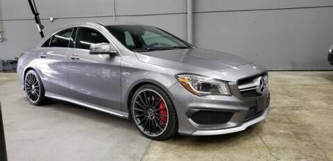 2014 Mercedes-Benz CLA for sale at EA Motorgroup in Austin TX