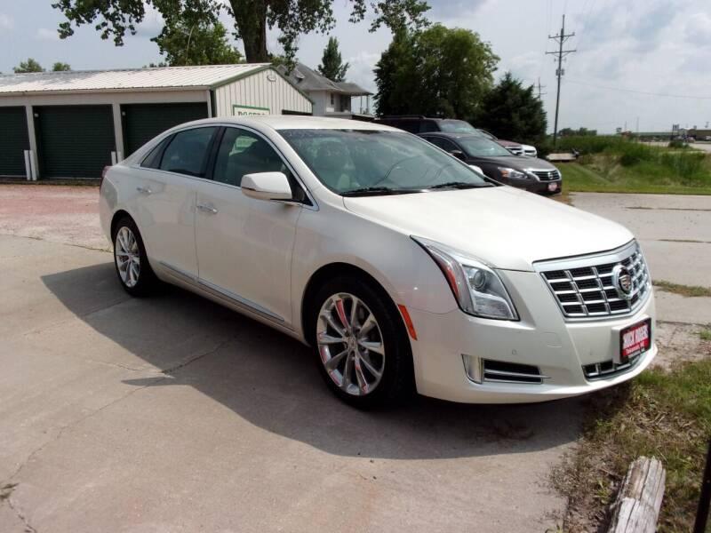 2013 Cadillac XTS for sale at CHUCK ROGERS AUTO LLC in Tekamah NE
