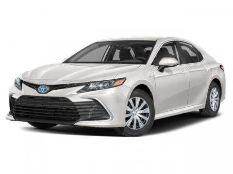 2021 Toyota Camry Hybrid for sale at BEAMAN TOYOTA in Nashville TN