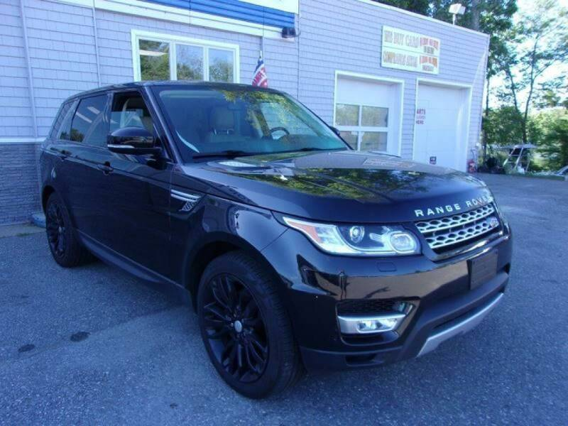2014 Land Rover Range Rover Sport for sale at Top Line Import of Methuen in Methuen MA
