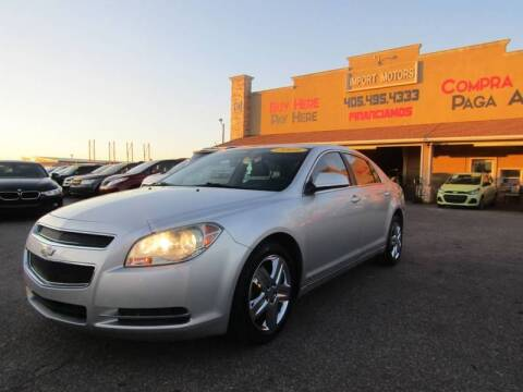 2009 Chevrolet Malibu for sale at Import Motors in Bethany OK