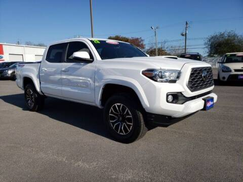 2020 Toyota Tacoma for sale at All Star Mitsubishi in Corpus Christi TX