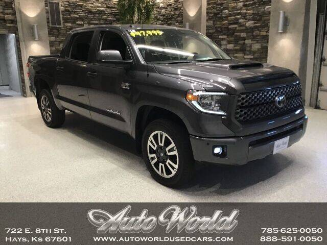 Toyota Tundra For Sale In Kansas Carsforsale Com