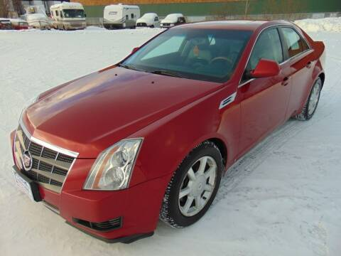 2008 Cadillac CTS for sale at Dependable Used Cars in Anchorage AK