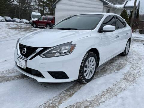 2018 Nissan Sentra for sale at Williston Economy Motors in Williston VT