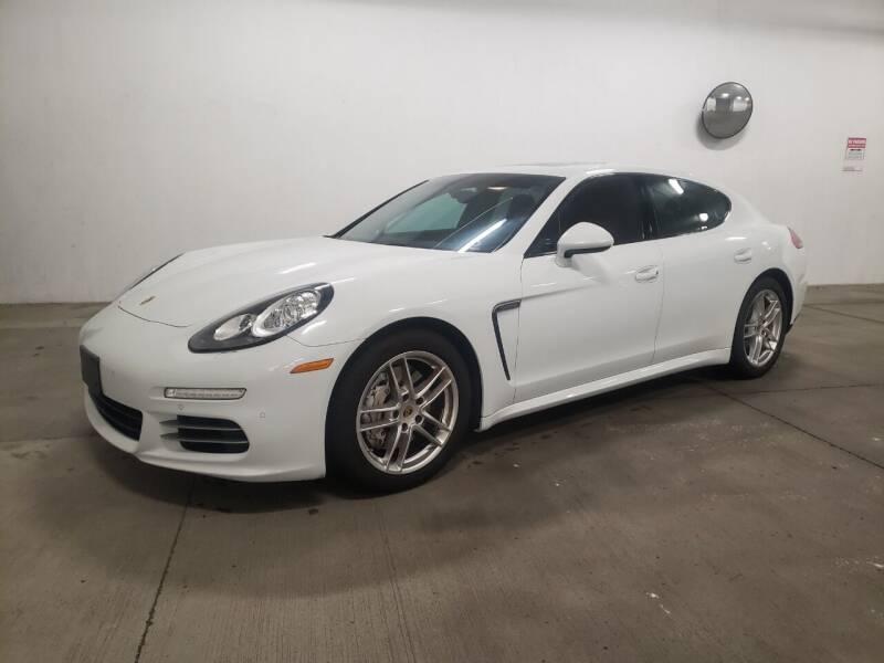 2016 Porsche Panamera for sale at Painlessautos.com in Bellevue WA