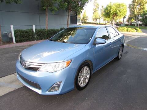 2012 Toyota Camry for sale at Pennington's Auto Sales Inc. in Orange CA