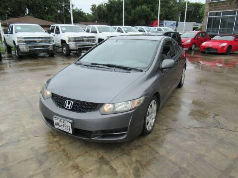 2009 Honda Civic for sale at Lone Star Auto Center in Spring TX