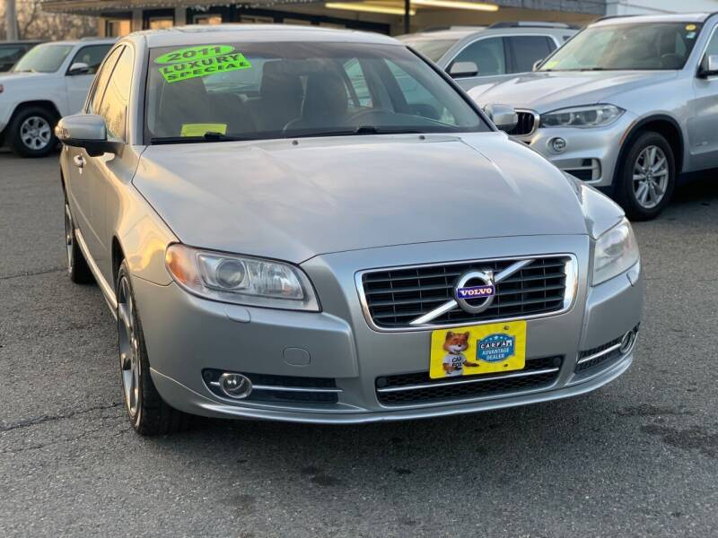 2011 Volvo S80 for sale at Milford Auto Mall in Milford MA