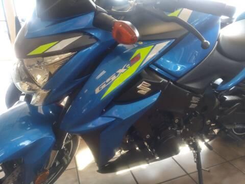 2020 Suzuki GSX-S1000 for sale at Suzuki of Tulsa in Tulsa OK