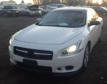 2010 Nissan Maxima for sale at Brick City Affordable Cars in Newark NJ