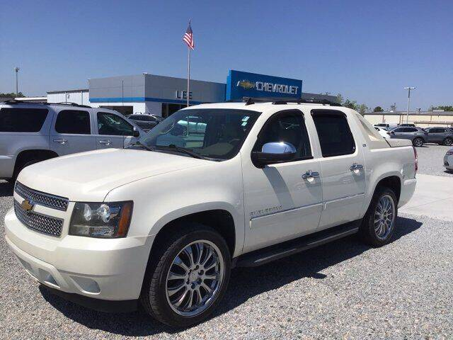 2012 Chevrolet Avalanche for sale at LEE CHEVROLET PONTIAC BUICK in Washington NC
