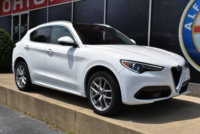 2021 Alfa Romeo Stelvio for sale in Strongsville, OH