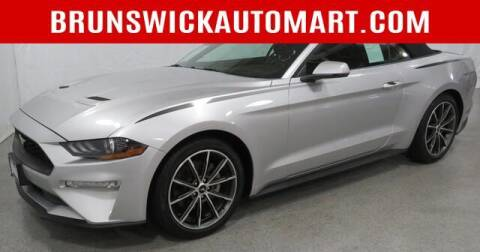 2019 Ford Mustang for sale at Brunswick Auto Mart in Brunswick OH