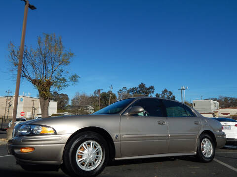 2002 Buick LeSabre for sale at Direct Auto Outlet LLC in Fair Oaks CA