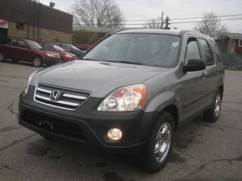 2006 Honda CR-V for sale at ELITE AUTOMOTIVE in Euclid OH