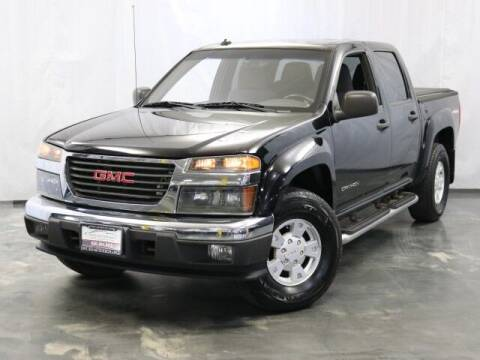 2004 GMC Canyon for sale at United Auto Exchange in Addison IL