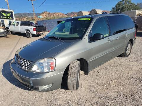 2004 Ford Freestar for sale at Canyon View Auto Sales in Cedar City UT