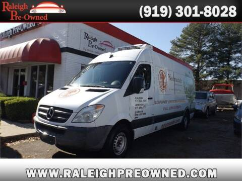 2011 Mercedes-Benz Sprinter Crew for sale at Raleigh Pre-Owned in Raleigh NC
