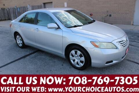 2007 Toyota Camry for sale at Your Choice Autos in Posen IL