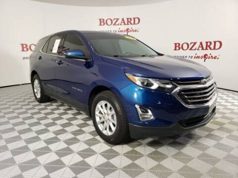 2019 Chevrolet Equinox for sale at BOZARD FORD in Saint Augustine FL