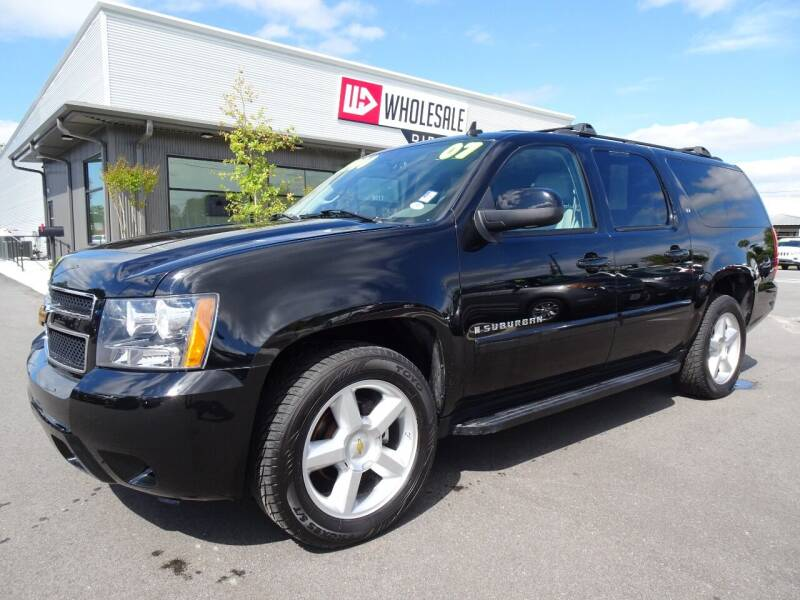 2007 Chevrolet Suburban for sale at Wholesale Direct in Wilmington NC