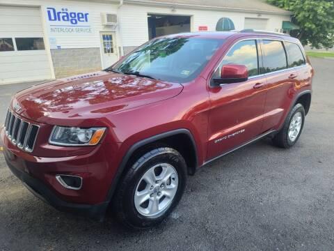 2014 Jeep Grand Cherokee for sale at Driven Motors in Staunton VA