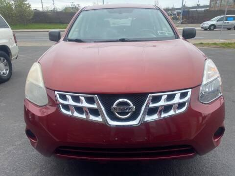 2011 Nissan Rogue for sale at Right Choice Automotive in Rochester NY