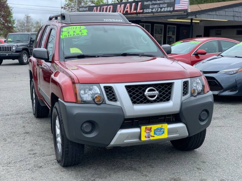 2014 Nissan Xterra for sale in Milford, MA